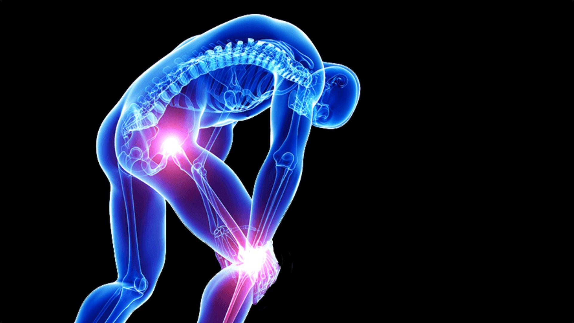 gluteo mayor y dolor de rodilla